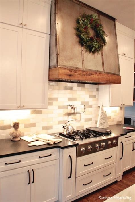 country kitchen range hoods confessions of a diy aholic how to build a shaker style