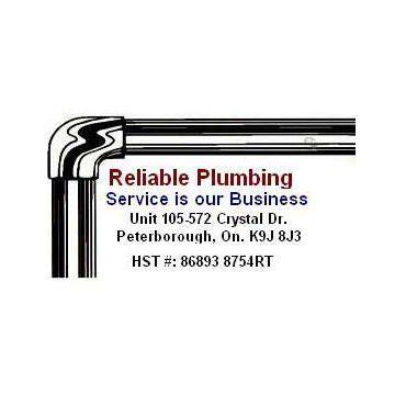 411 Lookup Peterborough Reliable Plumbing Peterborough In Peterborough Ontario 705 313 4482 411 Ca