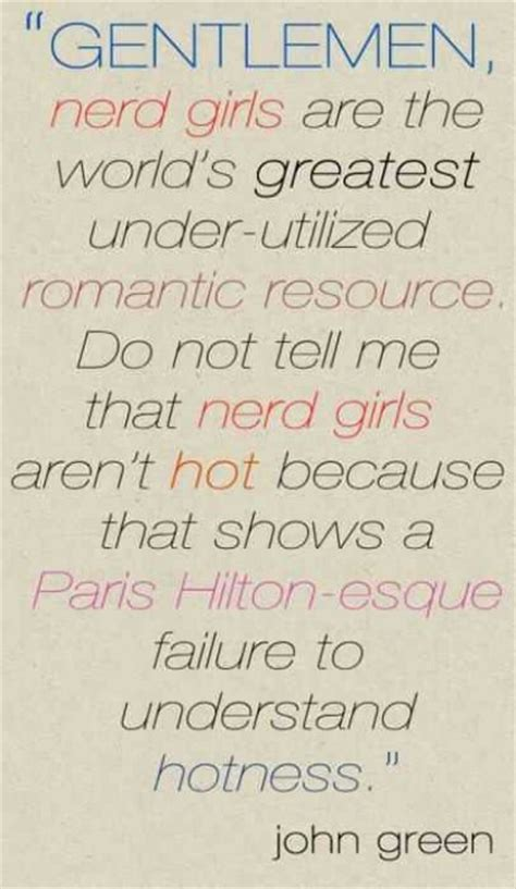42 Best Images About Nerd Life On Pinterest The Nerds - john green nerd girls quotes pinterest