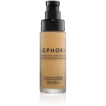 review sephora collection 10hr foundation di