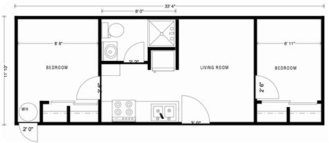 400 square foot tiny house plans under 400 square feet
