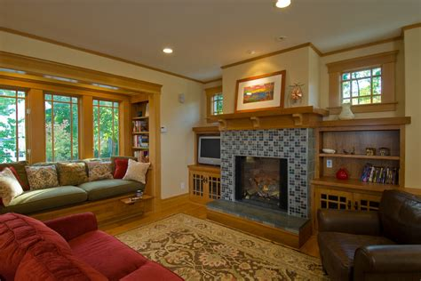 craftsman style living room ideas craftsman style fireplace family room craftsman with arts