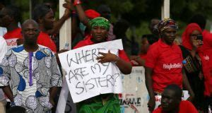 nigerian schoolgirls kidnapped by boko haram protests but nigeria s neighbours provide safe haven for boko haram