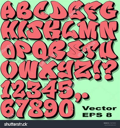 lettere in stile graffiti graffiti alphabet block style lowercase graffiti