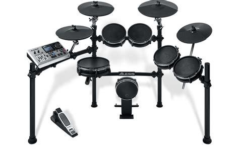 Alesis Dm10 X Kit Mesh Electronic Drum Kit With Mesh Heads alesis dm10 studio mesh kit