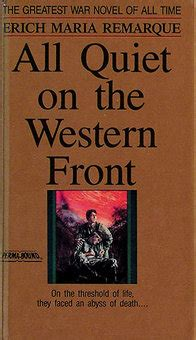 all on the western front book report all on the western front perma bound books