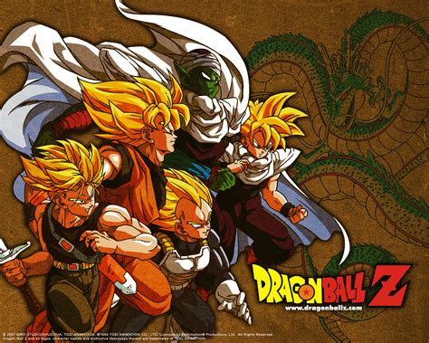 dragon ball y wallpaper hd dragon ball z desktop wallpapers free download