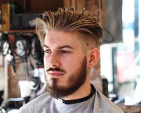 slick back weave hair stylea 2016 men s colored undercut hairstyles men s hairstyles and haircuts for 2017