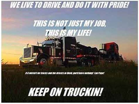 Trucker Meme - funny trucker jokes truck driver memes no bull trucking