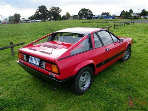 Lancia Monte Carlo For Sale Lancia Monte Carlo In Melbourne Vic