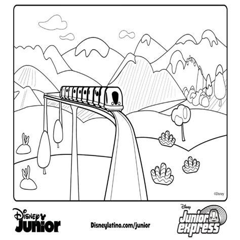 imagenes para colorear junior express dibujos de topa junior express para colorear todo peques