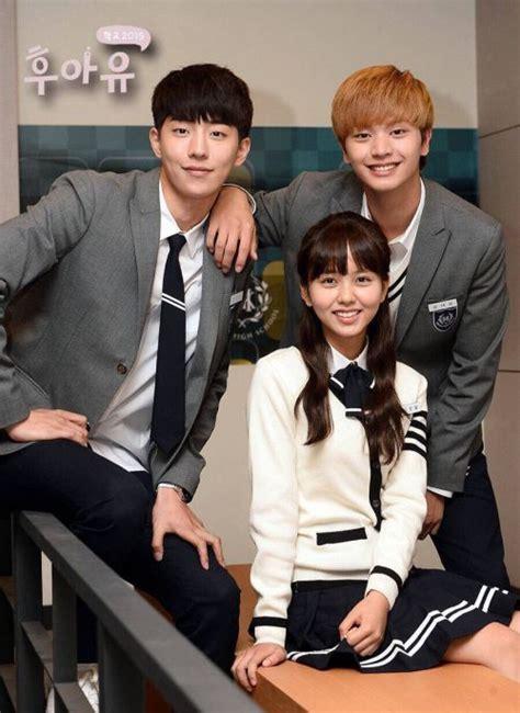 film drama korea who are you school who are you学校2015 第九集预告 韩以安受到极大冲击 闽南网