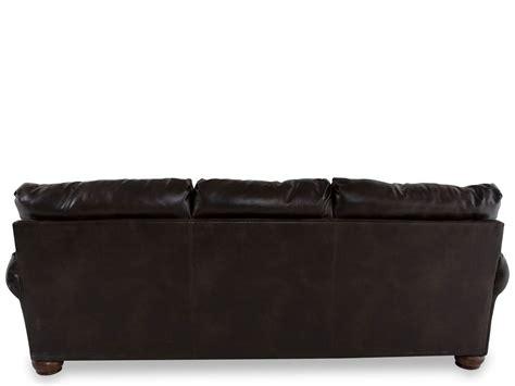 ashley millennium leather sofa ashley leather antique sofa millennium mathis brothers