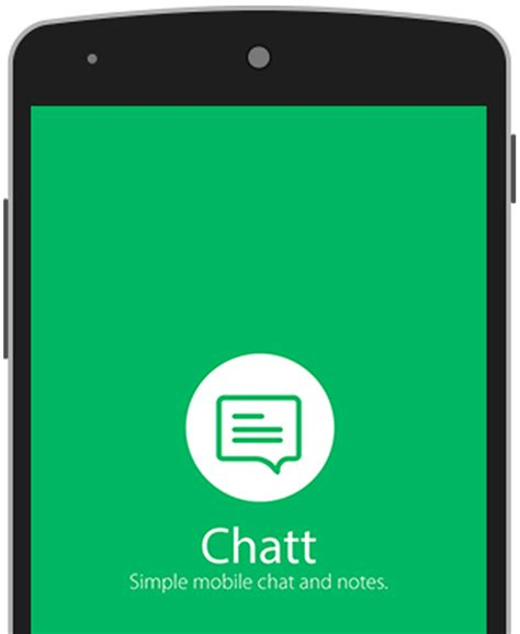 templates for android free sle android chat app template with parse backend