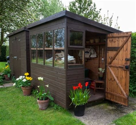 lean   gable  shed type  easiest  build