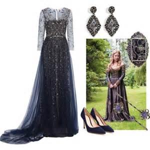 dresses of reign 5 polyvore