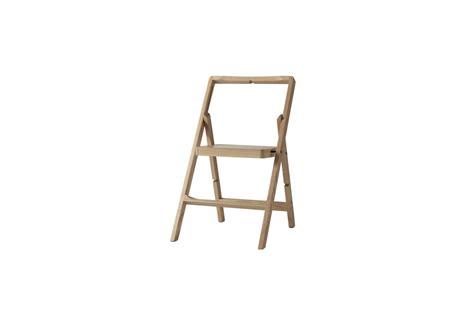 design house stockholm step ladder 10 easy pieces low step stools remodelista