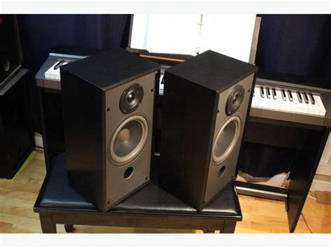 mirage 360 bookshelf speakers central ottawa inside