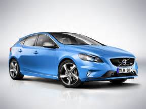 Volvo R Design Volvo Car Corporation Introduceert De Volvo V40 R Design