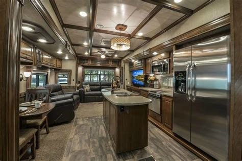 Bighorn Rv Floor Plans Larger Luxury Models Our Future In An Rv