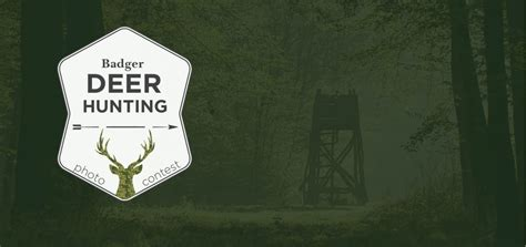 Deer Hunt Giveaway - december deer hunting photo contest winners are badger corrugating company