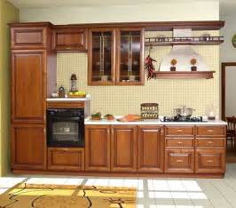 Model Kitchen Cabinets Kerala Model Wooden Kitchen Cabinet Designs Wood