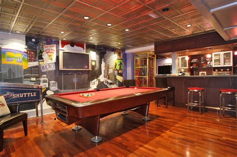 Bedroom Furniture Ideas For Small Rooms fun rooms eclectic basement newark by anthony