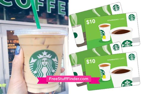 Starbucks Gift Cards 10 - hot 4 82 for 10 starbucks gift card hurry