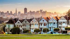 Row Of Houses In San Francisco - visiter san francisco tourisme et choses 224 faire getyourguide fr