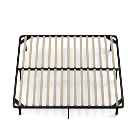 Slat Bed Frame King by Top 10 Best King Size Metal Bed Frame Reviews Right Choice