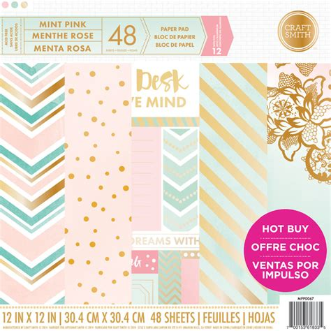 How To Make Paper Pads - 12 new paper pads at craft smith