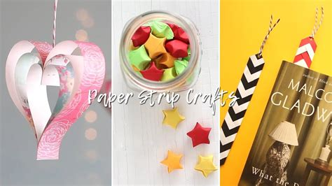 crafts using paper strips craft ideas using of paper attachment diy craft