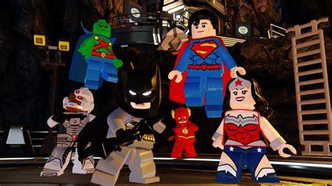 Ny Set Channel Polka lego batman 3 beyond gotham ps4 xb1 pc wii u official