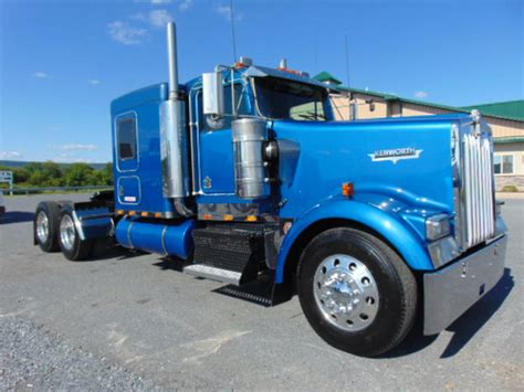 Kenworth 50 Inch Sleeper For Sale kenworth tandem axle sleeper for sale 10854
