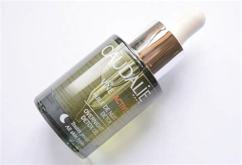 Caudalie Vine Active Overnight Detox Review by Caudalie Vine Activ Overnight Detox Review