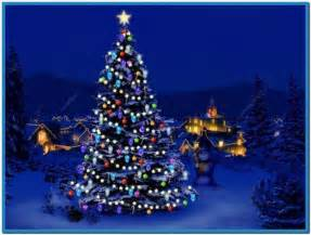 christmas tree screensavers free downloads funny