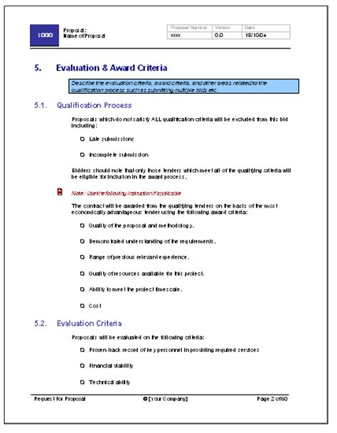 technical writing outputs submission requirements