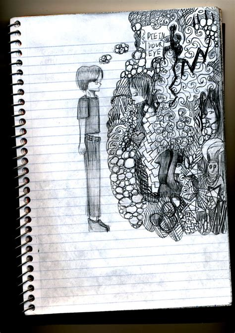 how to doodle in a notebook notebook doodles 4 by rcsi1 on deviantart