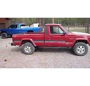 1991 Jeep Comanche Photos Informations Articles