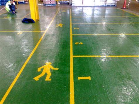Parking Garage Design Standards the importance of floor demarcation