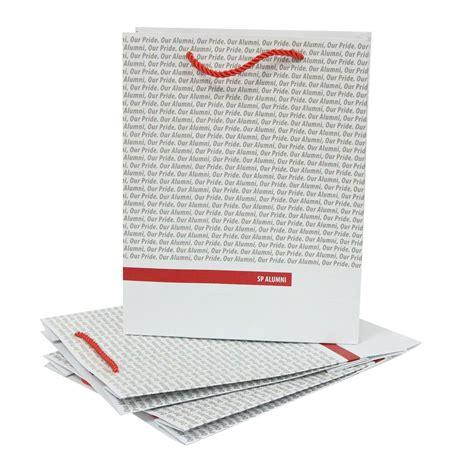 Paper Bag Custom 19x27x9cm custom made paper bags print and pack