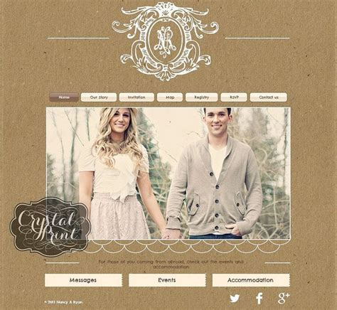 Team Wedding Blog Want A Personal Wedding Website? Get