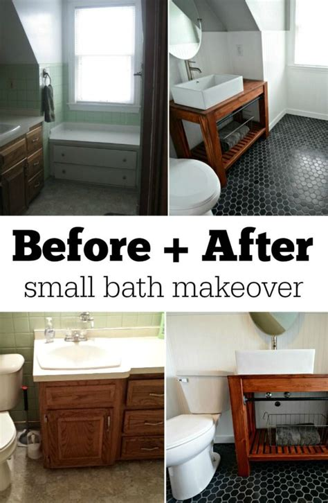 Before And After Bathroom Makeovers by Bathroom Makeover Before And After Picture Home