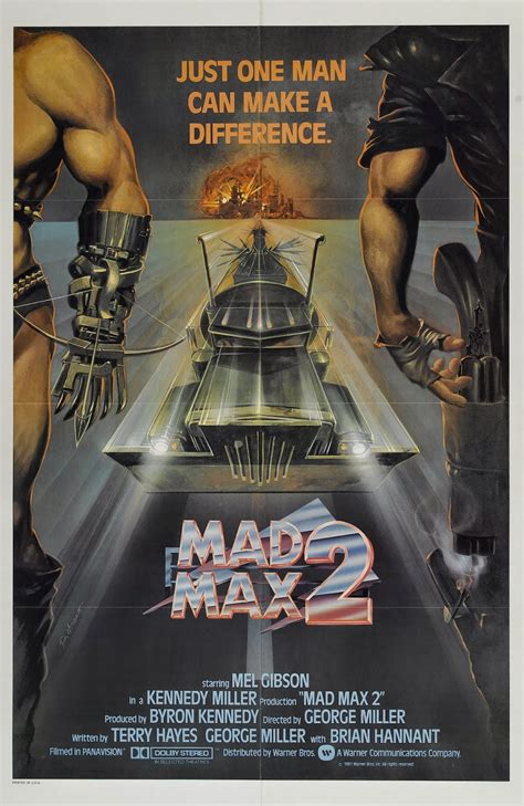 mad max 2 happyotter mad max 2 the road warrior 1981