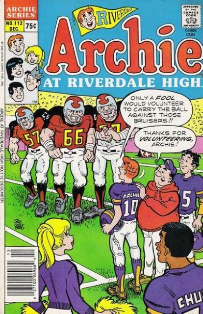 Archie Riverdale High archie at riverdale high volume comic vine