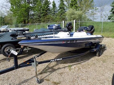 boats for sale in michigan used used bass boats for sale in michigan boats