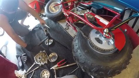 doodle bug mini bike clutch problems 89 coleman ct200u throttle stuck 196cc 65 hp engine for