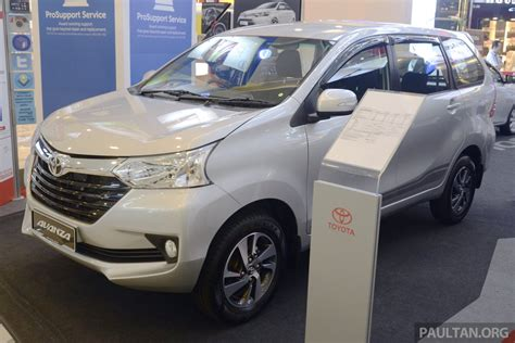 Toyota Auto Malaysia Career 2016 Toyota Avanza Spotted In Malaysia Prices Leaked
