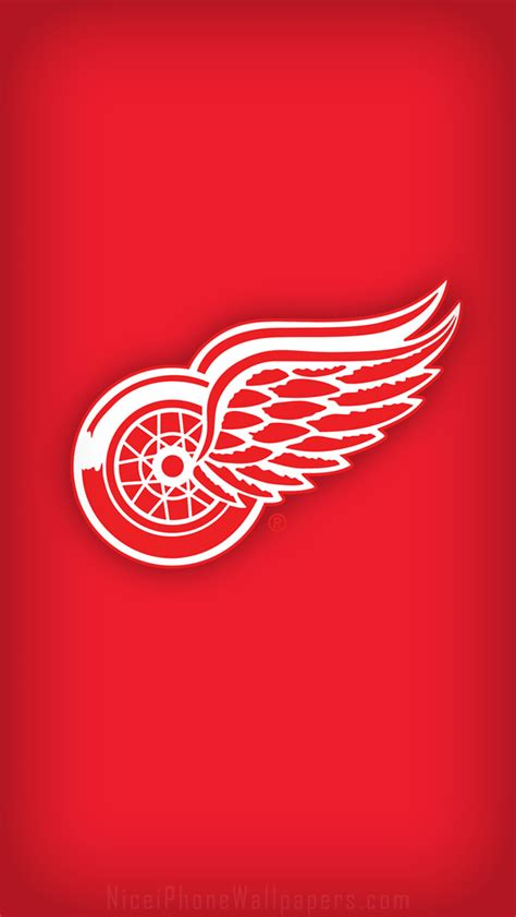 wallpaper iphone 6 nhl detroit red wings iphone 5 wallpaper and background