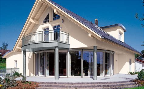 hornbach harmonische pastellt 246 ne f 252 r ihre fassade - Fassade Gestalten Ideen